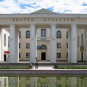 Дворцы и дома культуры Тюкалинска