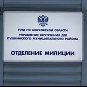 Отделения полиции Тюкалинска