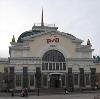 Железнодорожные вокзалы в Тюкалинске