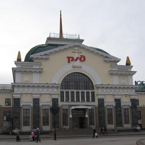 Железнодорожные вокзалы Тюкалинска